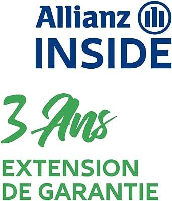 Allianz Inside, 3 Ans Extension de Garantie pour Les Appareils de Cuisson, de 100,00 € à 149,99 €