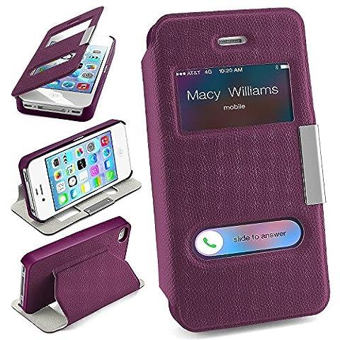 Pochette OneFlow pour iPhone 4 / 4S housse Cover à