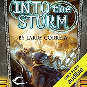 Into the Storm: Book One of The Malcontents (Audio Download