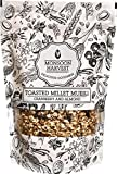 #10: Monsoon Harvest: Toasted Millet Muesli, Breakfast Cereal - Cranberry & Almond, 250 grams