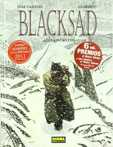 Arctic Nation (Blacksad, 2) by Juanjo Guarnido (2003-01-01)