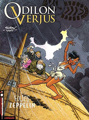 Odilon Verjus, tome 7 : Folies Zeppelin