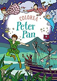 Colorea Peter Pan par Rachel Cloyne
