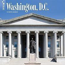 Washington, D. C. 2018 - 18-Monatskalender mit freier TravelDays-App: Original BrownTrout-Kalender [Mehrsprachig] [Kalender] (Wall-Kalender)