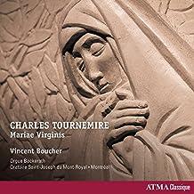 Tournemire Vol.4-Mariae Virginis