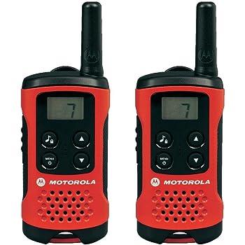 Motorola TLKR T40 Ricetrasmittente PMR, Portata Fino a 4 km