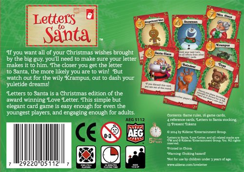 Letters To Santa Buy Online In Ksa Toy Products In Saudi Arabia