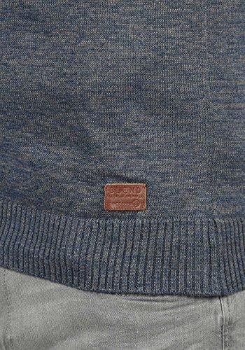 BLEND Danier - Maglione da Uomo Ensign Blue (70260)