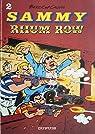 Sammy, tome 02 : Rhum row par Cauvin