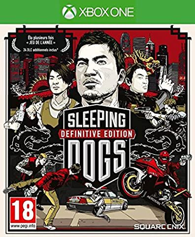 Sleeping Dogs - Definitive Edition [import