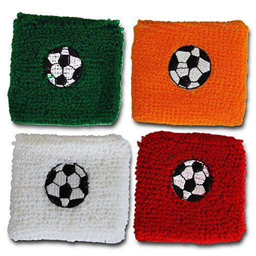 Football Sweat Band Set of 12 by Rasehorn