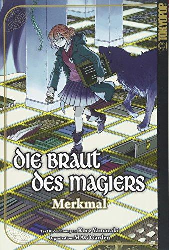 Die Braut des Magiers - Merkmal