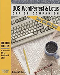 DOS, WordPerfect & Lotus office companion