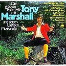 Die größten Polka-Hits mit Tony Marshall und seinen Lustigen Musikanten / Vinyl record [Vinyl-LP]