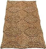 Naturally Rustic Seagrass Rush Matting (60 x 120cm)