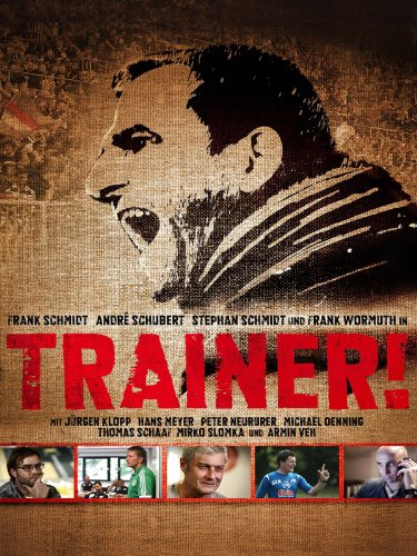 Trainer! (2013) Cover