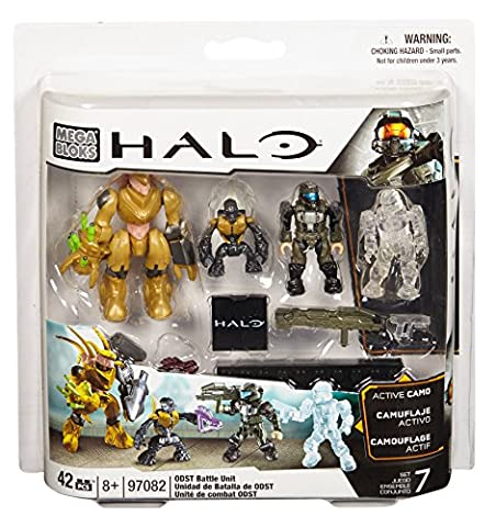 Mega Bloks 97082 - Halo ODST Battle Pack