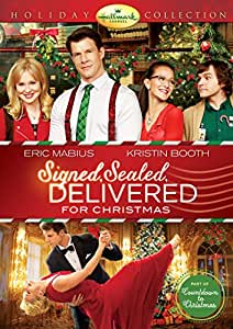 Signed Sealed Delivered Christmas [Import USA Zone 1]