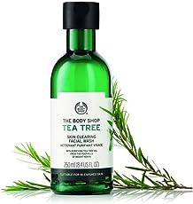 The Body Shop Tea Tree Facial Wash (52108)