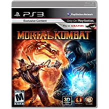 Warner Bros Mortal Kombat, PS3 - Juego (PS3, PlayStation 3, Lucha, M (Maduro))
