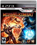 Warner Bros Mortal Kombat, PS3