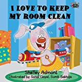 I Love to Keep My Room Clean (Bedtime stories children's book collection, Band 4)