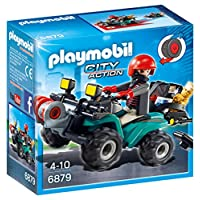 Playmobil 6879 City Action Robber