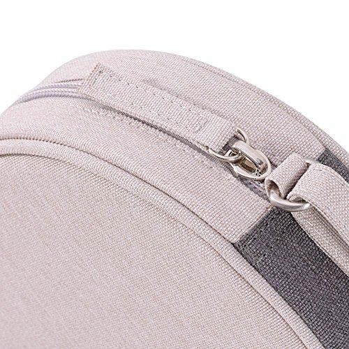 Bwiv Damen Canvas Umhängetasche Schultertasche Messenger Bag Crossbody Tasche für Outdoor B D