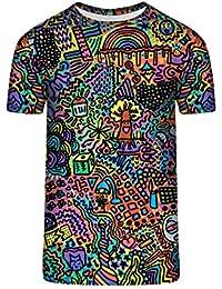 TrendClub100 Guru Shirt LSD Hippie Unkraut