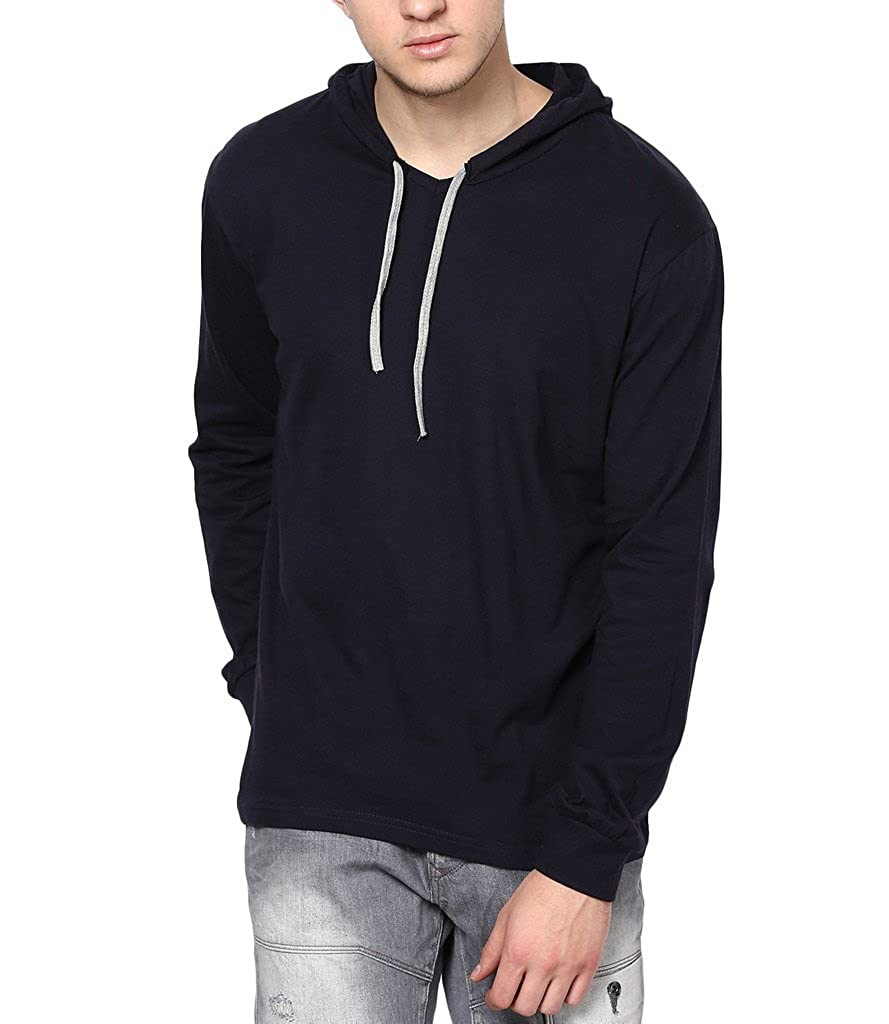 Lightning Deal On Inkovy Men's Hooded T-shirt