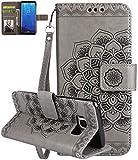 Samsung Galaxy S8 Plus H�lle,Nnopbeclik� Magnetische Art PU Ledertasche Brieftasche Flip Stand  Cover mit ID & Kreditkartenhalter H�lle f�r Samsung Galaxy S8 Plus 6.2 Zoll Bild