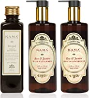 Kama Ayurveda Hair Care Regime, 650ml
