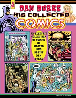 Dan Burke. His collected Comics. (English Edition) eBook: Dan ...