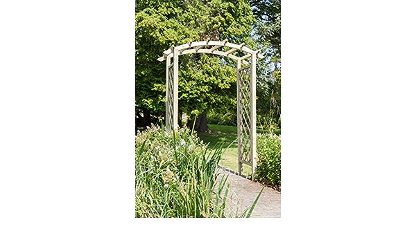 FSC Certified Pressure Treated Wood Zest4Leisure Daria Arch