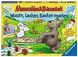 Ravenburger 21298 -  Mauseschlau & Bärenstark Wissen, Lachen, Sachen machen Kinderspiel