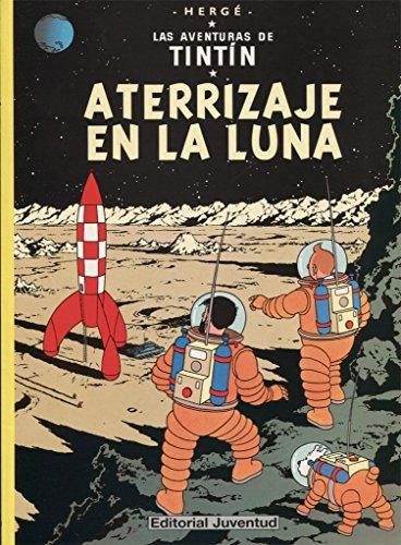 R- Aterrizaje en la luna (LAS AVENTURAS DE TINTIN RUSTICA) por HERGE-TINTIN RUSTICA III