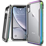 X-Doria 473057 Defense Shield Back Case for iPhone XR - Iridescent (Pack of 1)