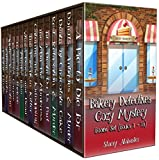 Bakery Detectives Cozy Mystery Boxed Set (Books 1 - 15) (English Edition)