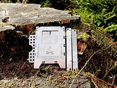 Universal Grate Bushbox LF