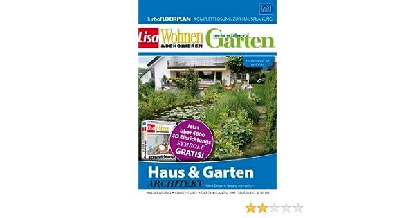Berühmt Lisa - Haus & Garten Architekt: Amazon.de: Software #MT_11