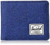 Herschel Hank Eclipse Blue Bi-Fold Wallet-ONE SIZE
