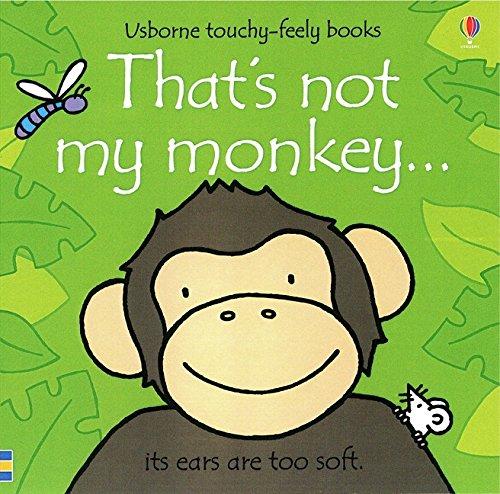 That's Not My Monkey par Fiona Watt