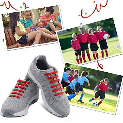 214b2c4ef0 ✅Homar sin corbata Cordones de zapatos para niños y adultos ...
