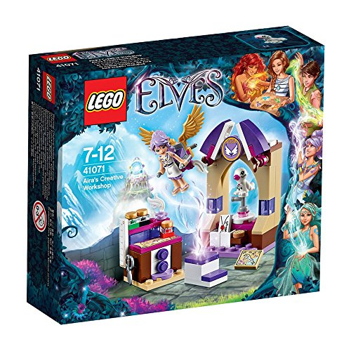 LEGO 41071 - Elves Il Laboratorio Creativo di Aira
