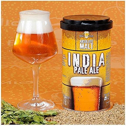 Birramia Absolute Malt India Pale Ale (IPA) 1,7 kg - malto pronto per birra fatta in casa - Ipa Birra