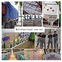 Safety Net Kids Protective Safety Protection White Protective Net, Pet Fence Protective Net For Cats Child Safety Protection Climbing Net Detachable Balcony And Stair Safety Net Climbing Railing Grid