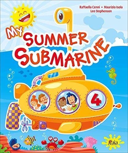 My summer submarine. Per la 4 classe elementare