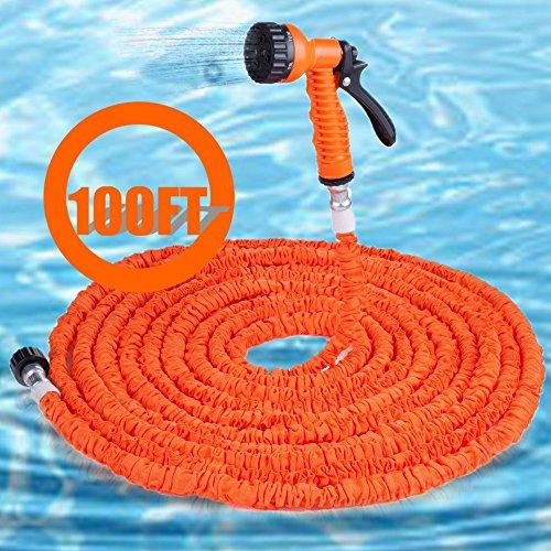 life-plus-100ft-7-modes-spray-gun-expandable-garden-hose-water-pipeorange
