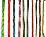 Am Stone Chain All Super Bright Gliterring Colours Combo 10 Colours For Jewelry Making/Crafts