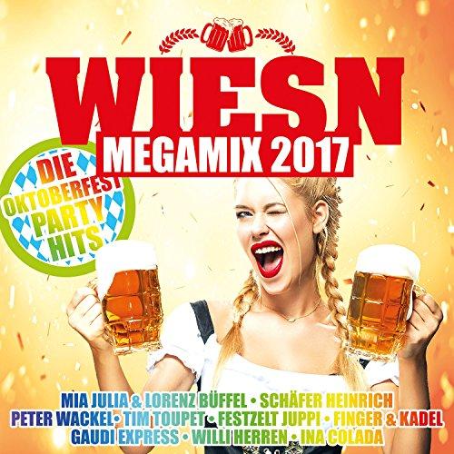 Wiesn Megamix 2017 - Die Oktob...